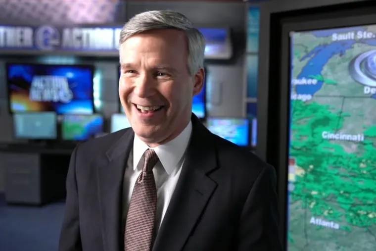 Longtime 6abc meteorologist David Murphy is retiring after 31 years at the station.
