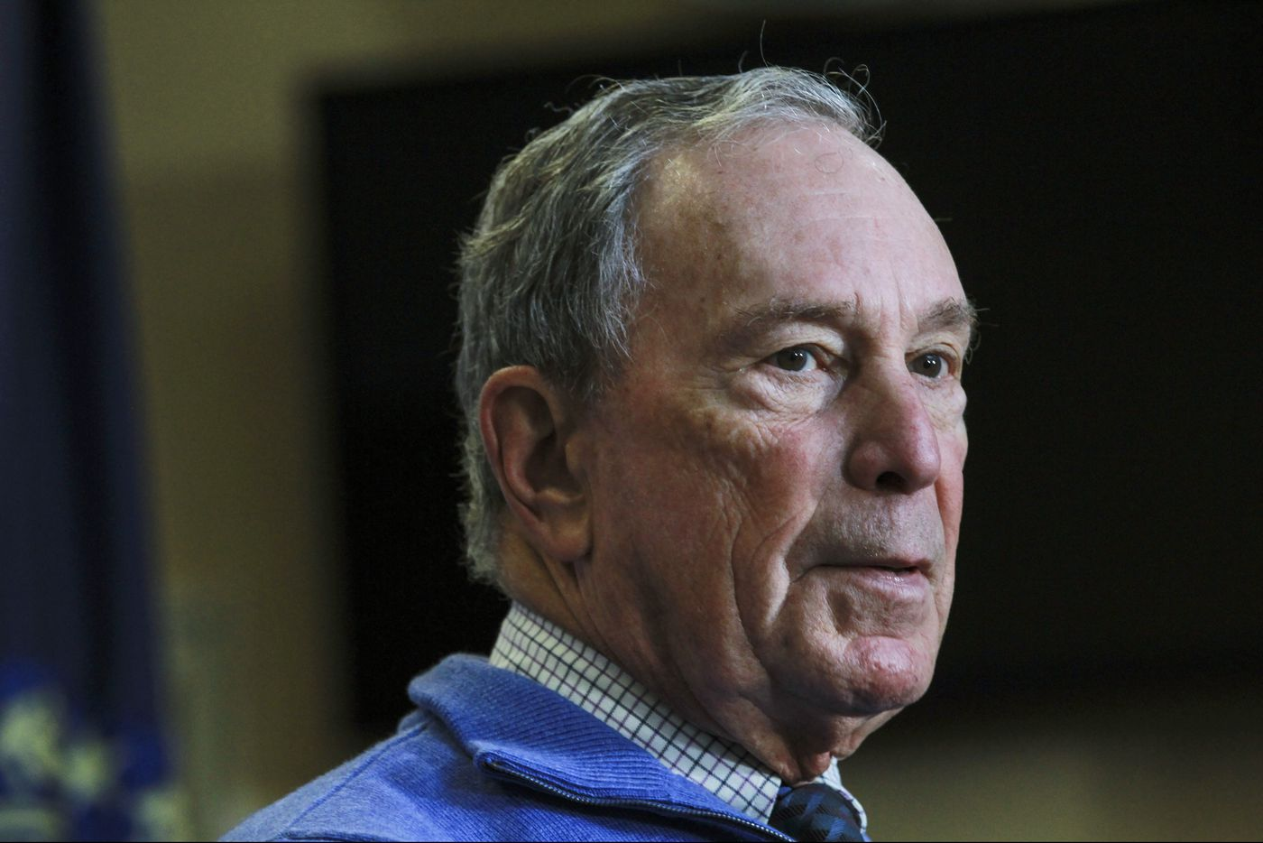 Michael Bloomberg's super PAC cancels ads for Democrats in Philly area