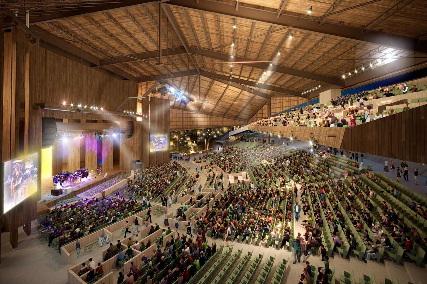 Mann Center selling naming rights to everything from a single seat up to the whole venue