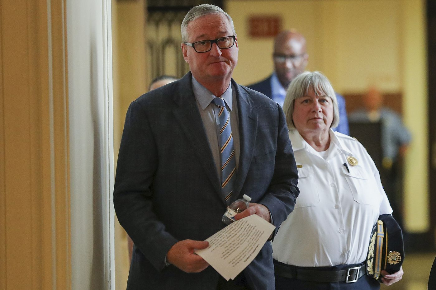 Philly Mayor Jim Kenney hopes to pick permanent police commissioner by end of 2019