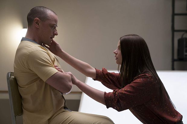 'Glass': M. Night Shyamalan's newest film is half full | Movie review