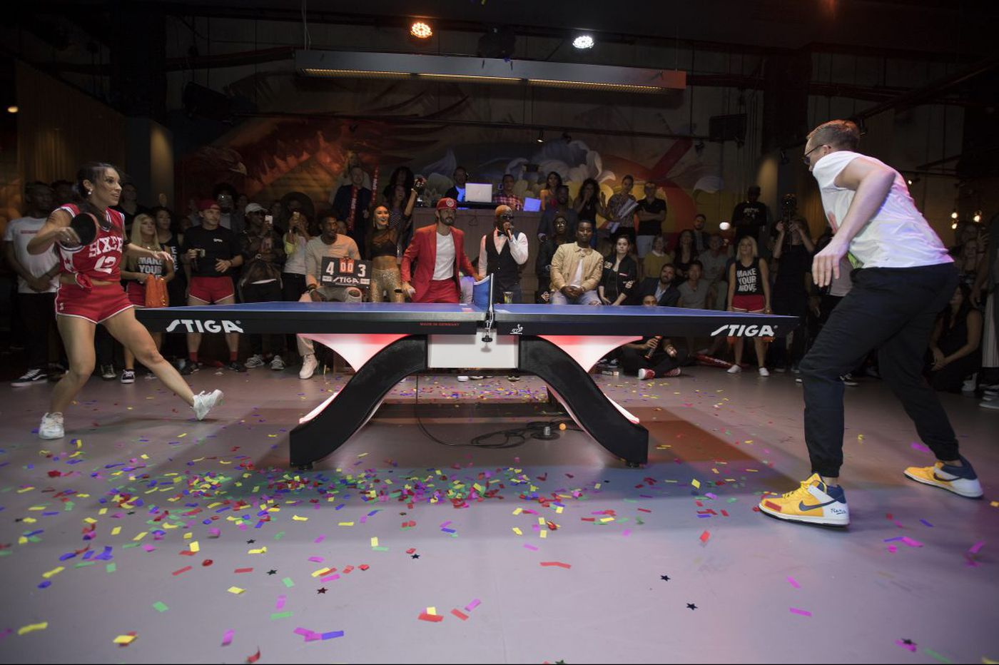 I expected to hate SPiN, Philly's new ping-pong bar. Here's what I wasn't counting on