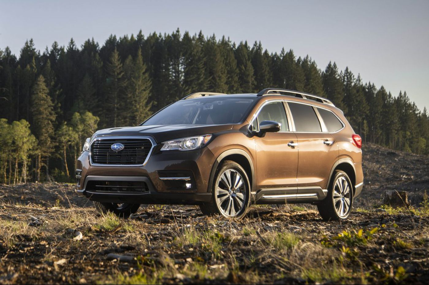 Subaru offers roomy new Ascent to compete with three-row crossovers