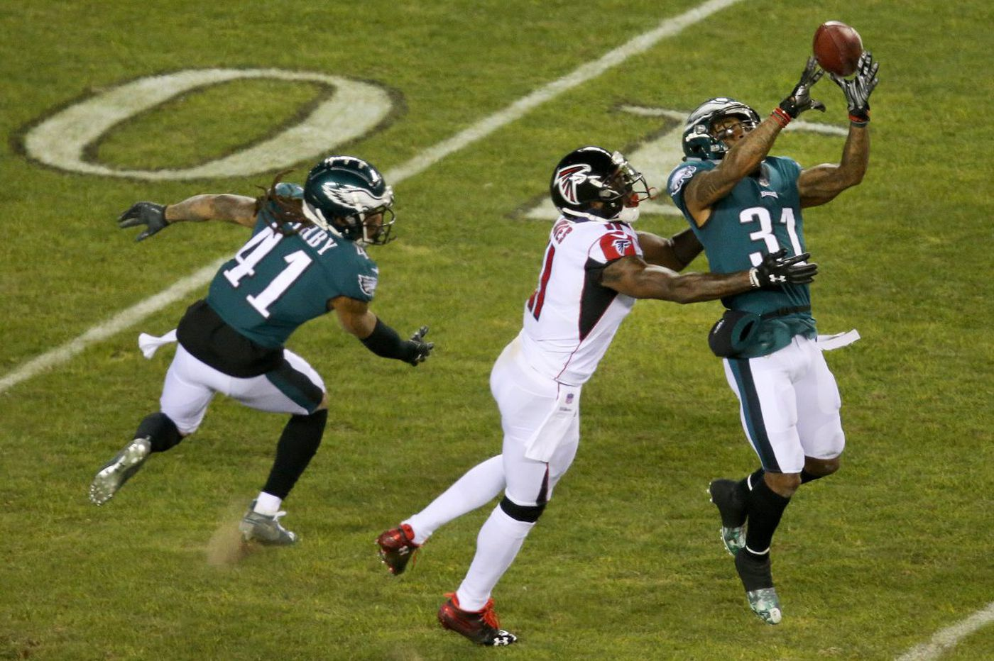 Eagles 15, Falcons 10: Five quick observations   Marcus Hayes