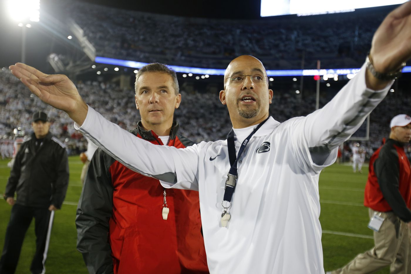 Forget Pitt. Ohio State has become Penn State's biggest rival.