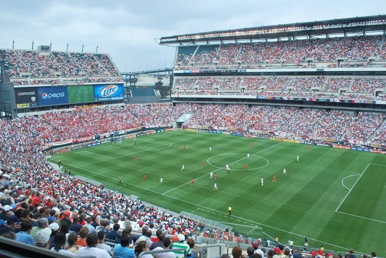 Philadelphia's Lincoln Financial Field has a well-earned reputation as one of the nation's top venues for soccer spectacles.