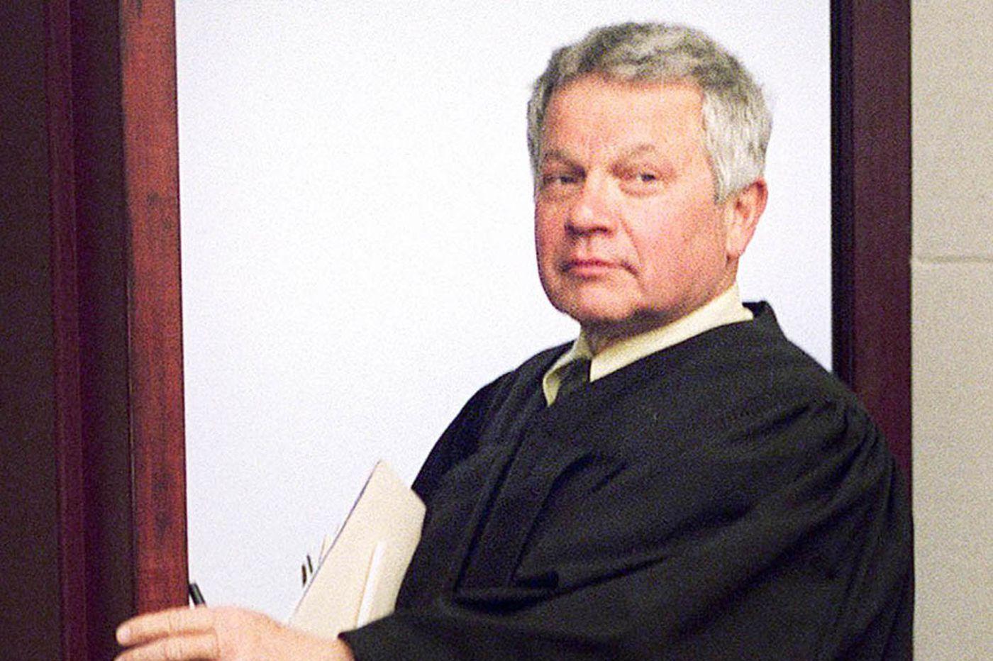 Judge wins praise for standards, improvements