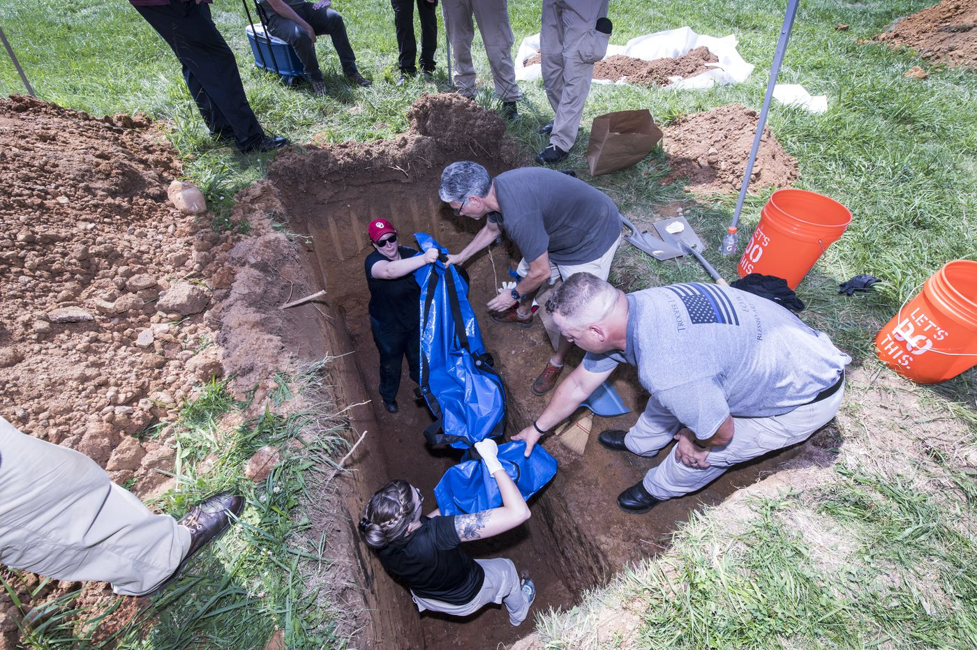 New mysteries unearthed at Philly's last potter's field, where the Boy in the Box once rested | Mike Newall