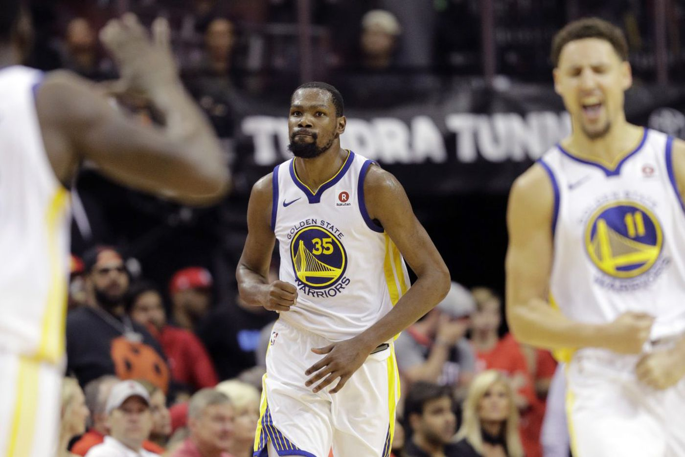 NBA Shootaround: Warriors-Cavaliers rematch is set after Kevin Durant leads Golden State past Rockets, Nick Young is ready to turn up