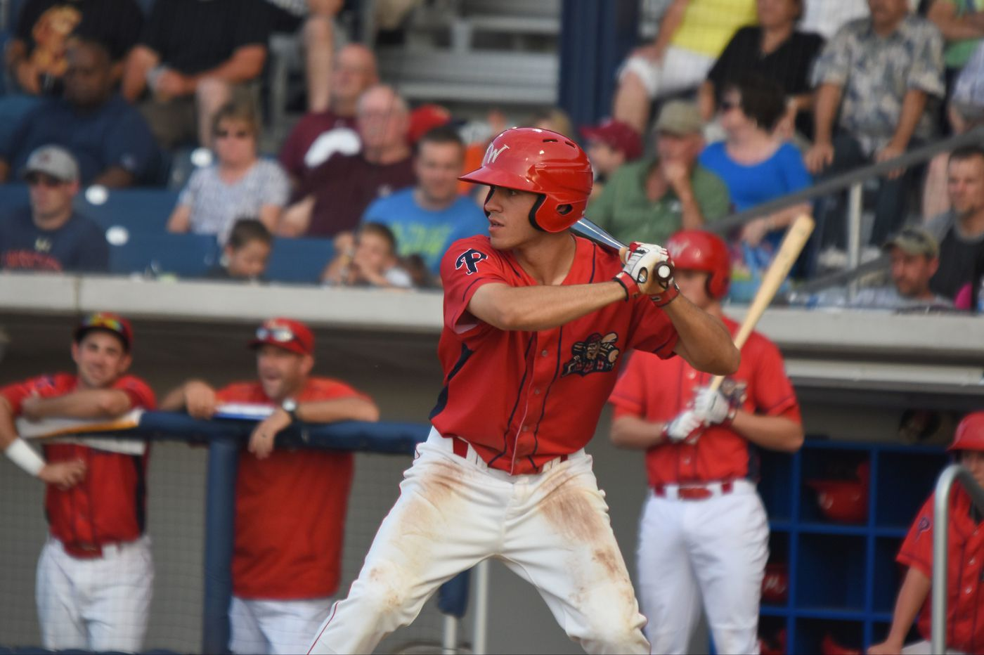 Phillies minor league report: Clearwater loses to Bradenton in extras