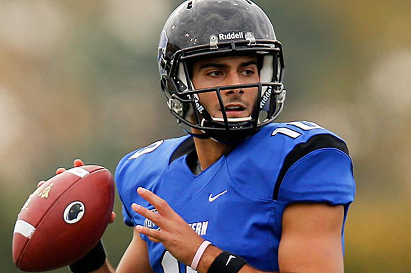 Eastern Illinois' Garoppolo wins Walter Payton Award
