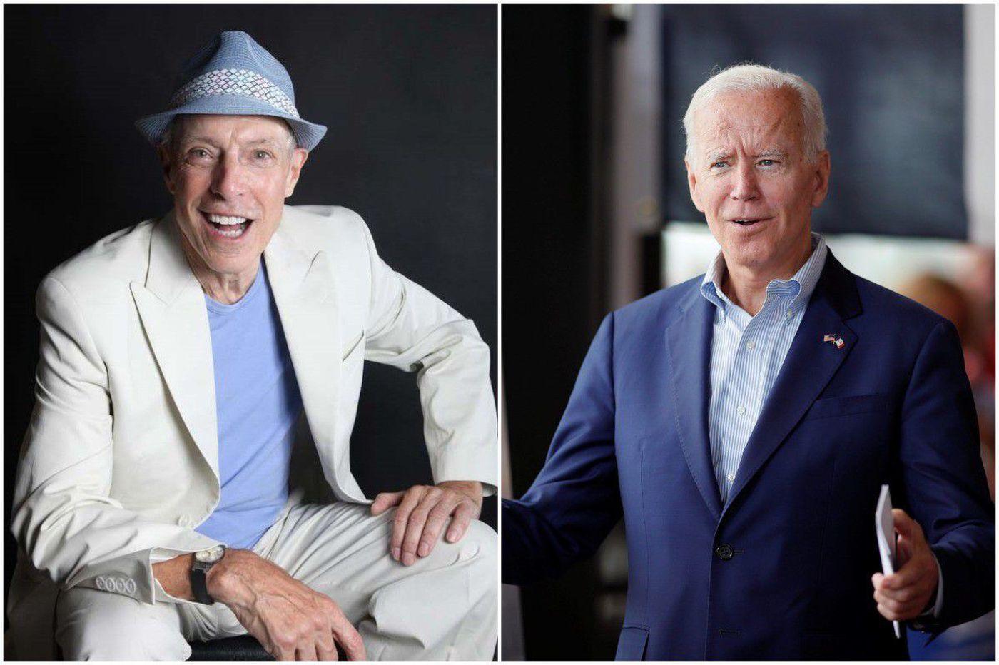 Fake news! Joe Biden did not do the Bristol Stomp at Jerry Blavat's Memories in Margate. | Clout