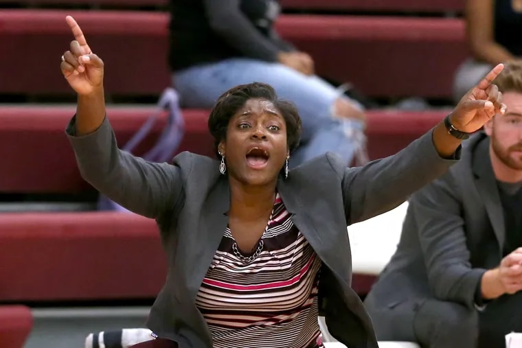 Swarthmore College Women's Basketball Coach Candice Signor-Brown has resigned.