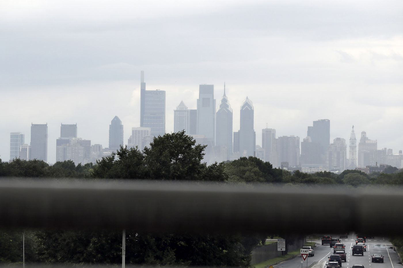 Heat and humidity return to Philly
