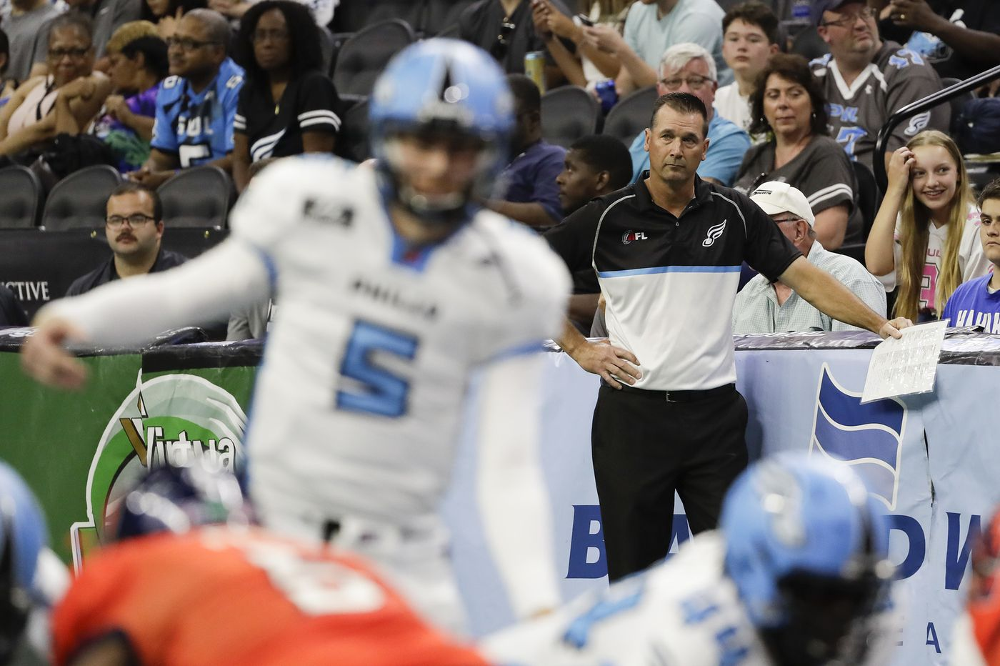 Soul look to move past Washington Valor to reach ArenaBowl
