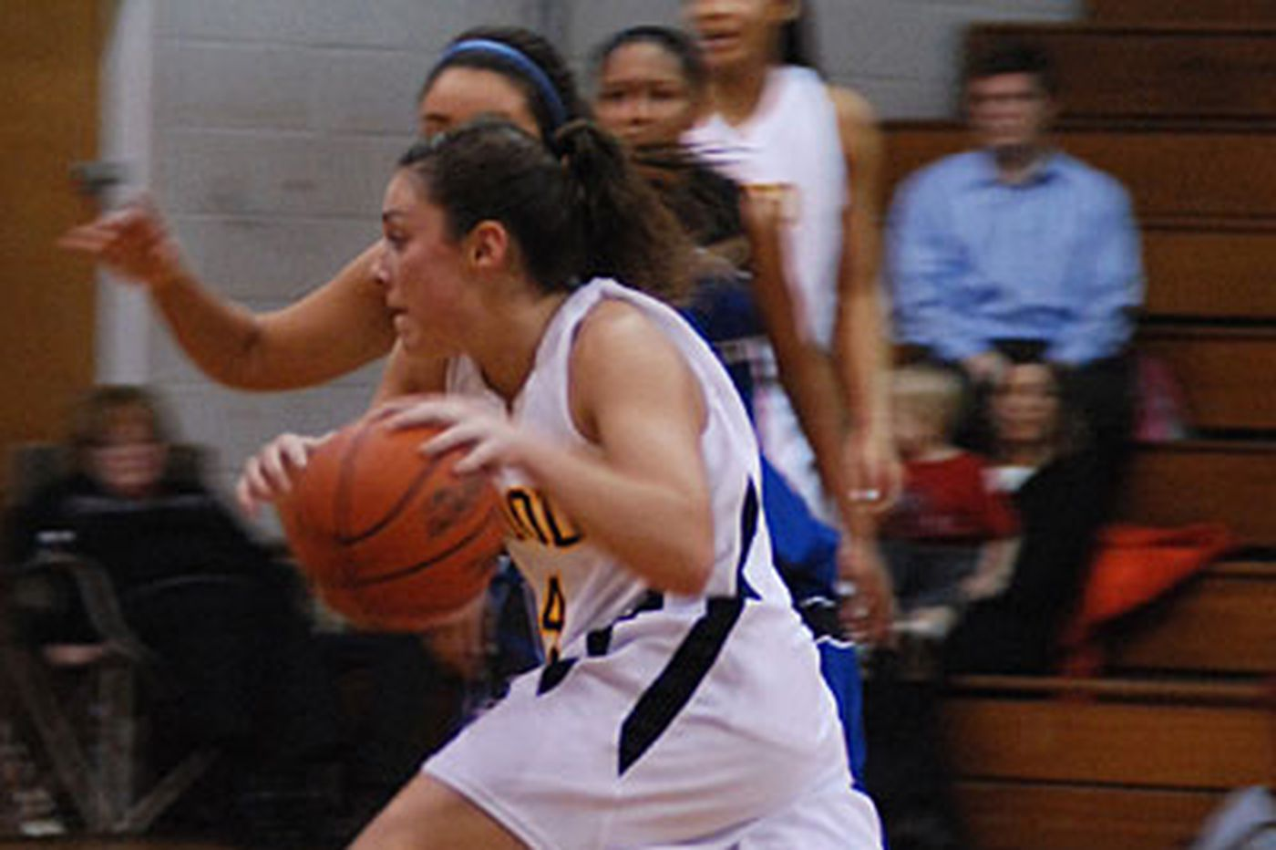 Archbishop Wood girls relying on nucleus of juniors
