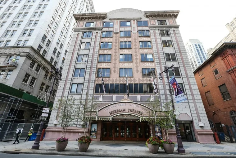 The Kimmel Center is pursuing a plan to demolish one part of the Merriam Theater while renovating the other.