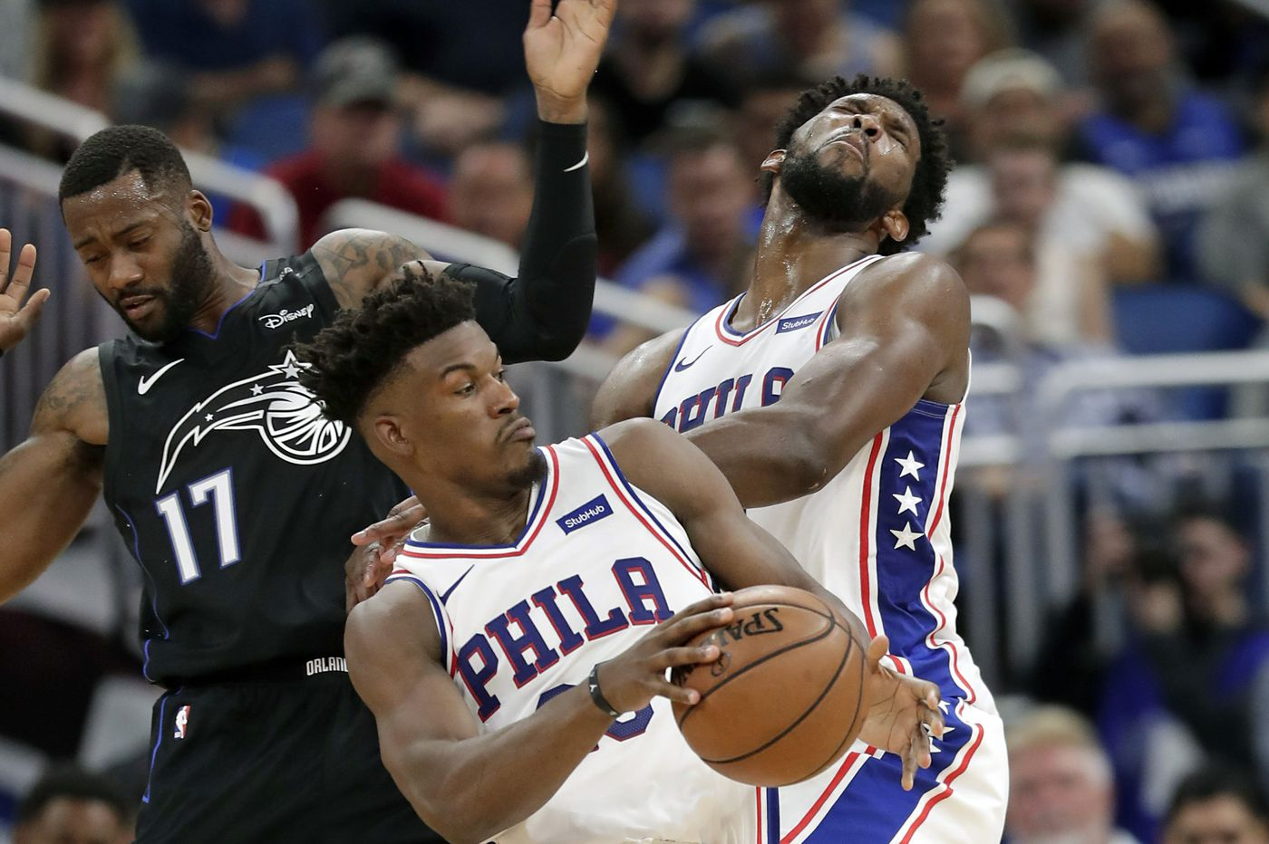 The Sixers have talent, but chemistry issues, internal strife, injury woes and horrid defense saddle them as schedule gets tougher | Keith Pompey