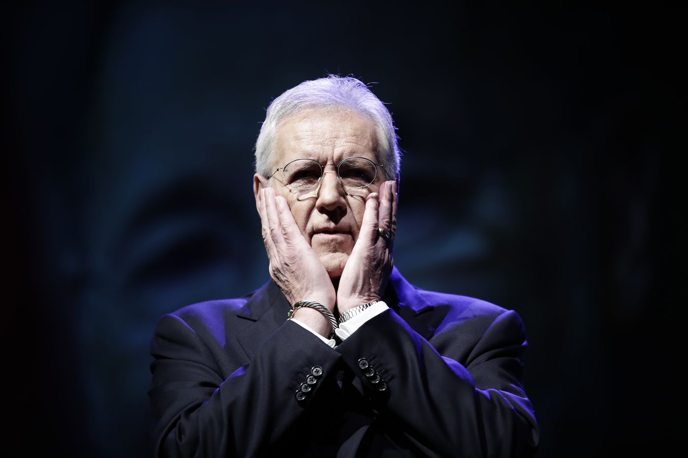 Five takeaways from Alex Trebek's performance as moderator at Pa. governor debate