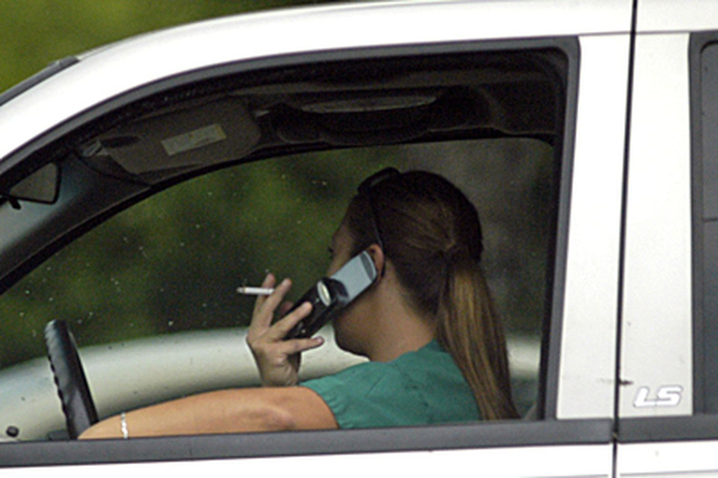 Tickets soar in N.J. for cell-phone talkers