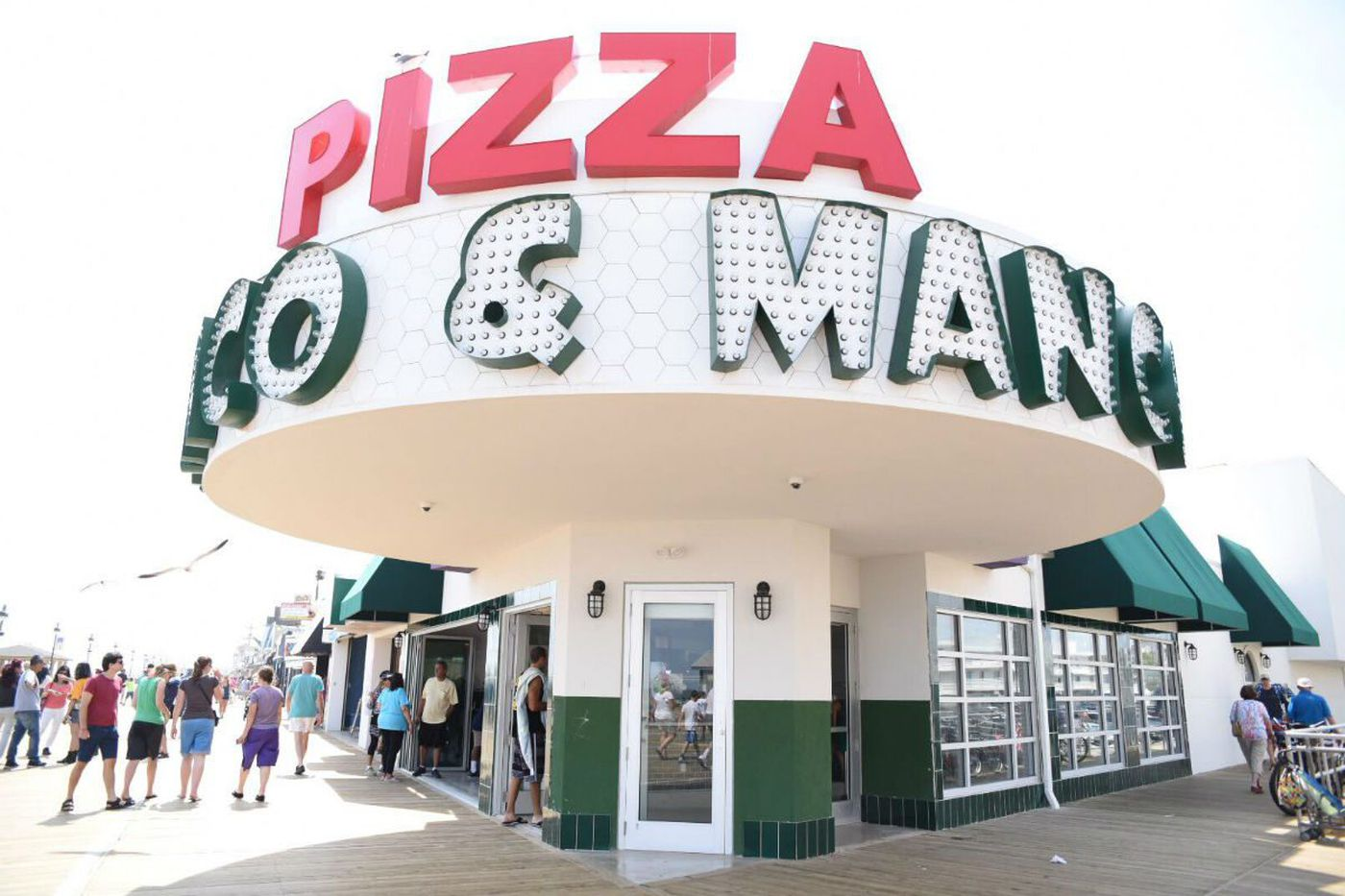 That time Toni and Tony opened Ocean City's Manco & Manco