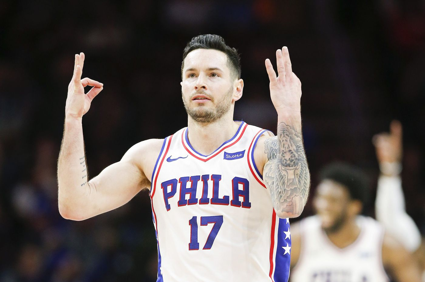 hot sale online afcba 7c8f5 Analysis: What can the Sixers expect from JJ Redick next season?