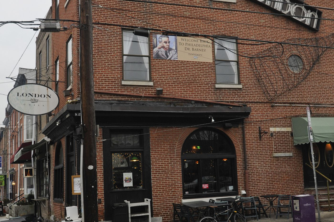 London Grill, among the oldest restaurants in Fairmount, has a sale pending