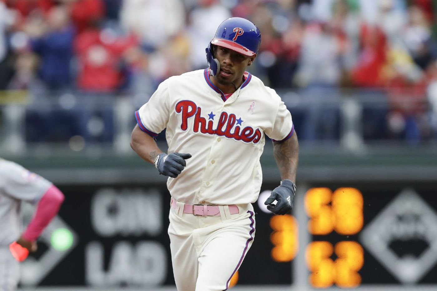 How Nick Williams began forcing his way into the Phillies lineup