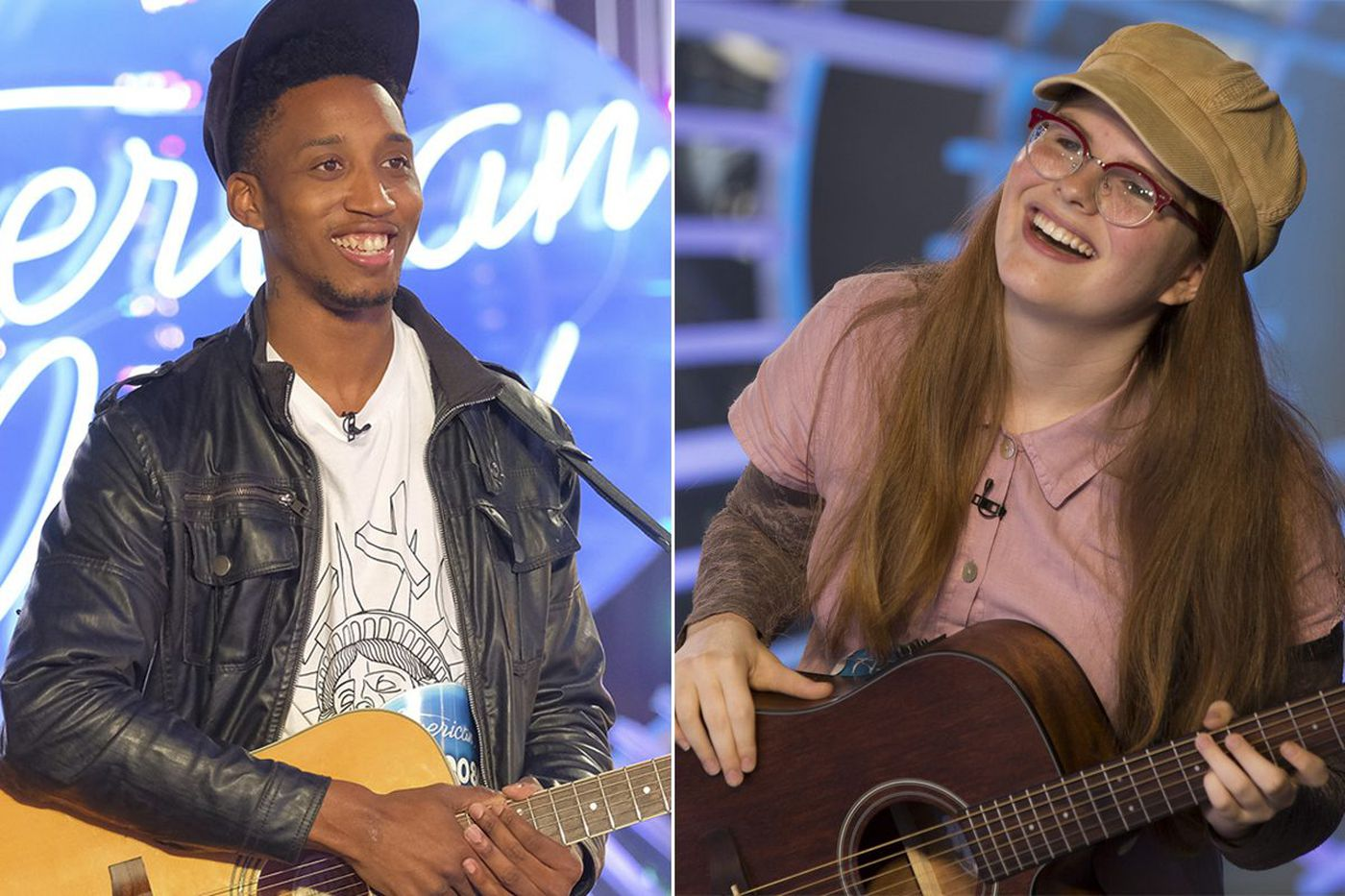 Two Philly-area contestants move forward on 'American Idol'