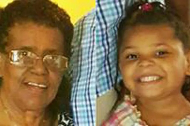 Barbara Briley, 71, and La'Myra Briley, 5, of Mays Landing, NJ, were reported missing when they failed to show up at a family celebration in North Carolina on Christmas Day.