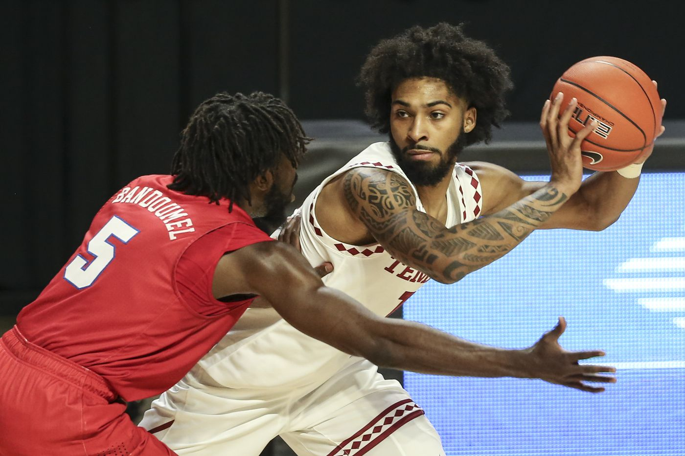 Temple moves game vs. SMU back a day; St. Joseph's adds home game vs. Albany
