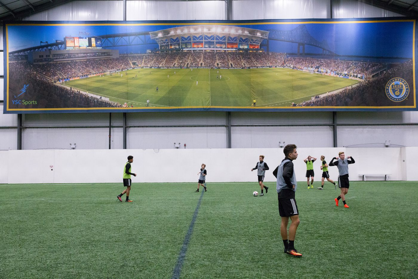 Union to play in International Champions Cup youth tournament with MLS teams, Liverpool, Chelsea, Dortmund