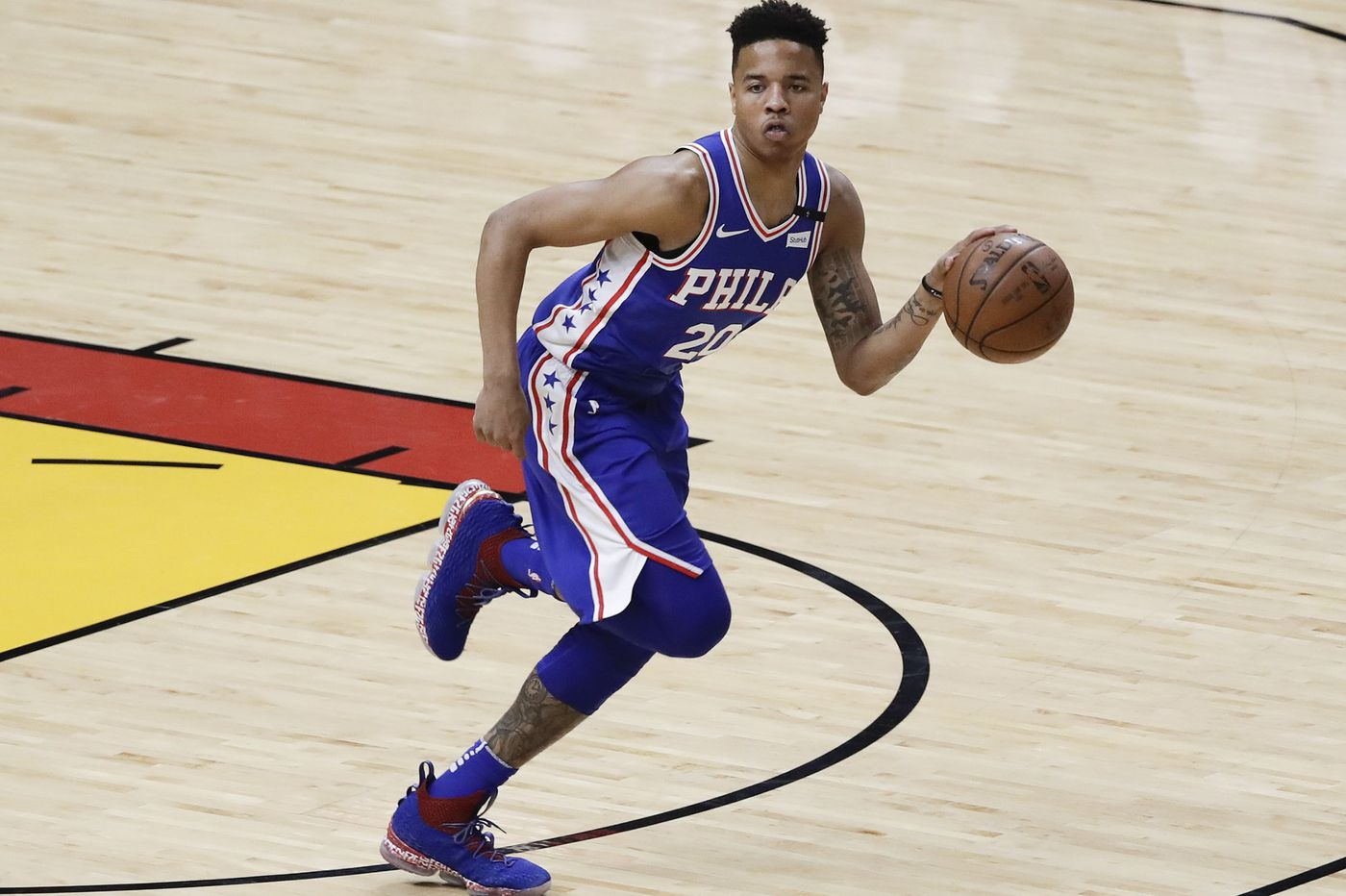 Markelle Fultz will be defined by his jump shot, like it or not