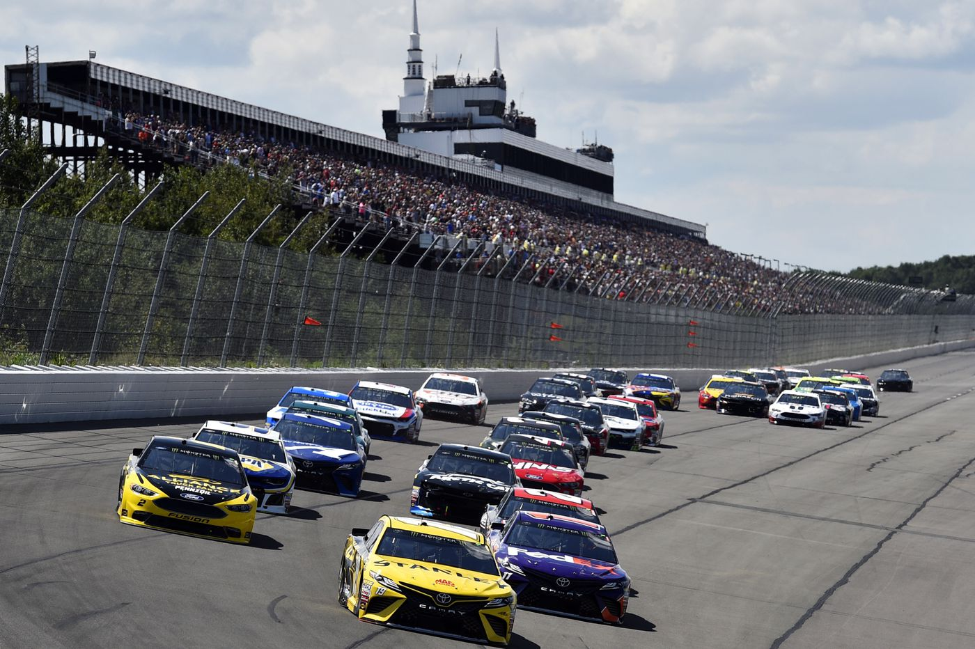 Watch Pocono 400 Online, On TV