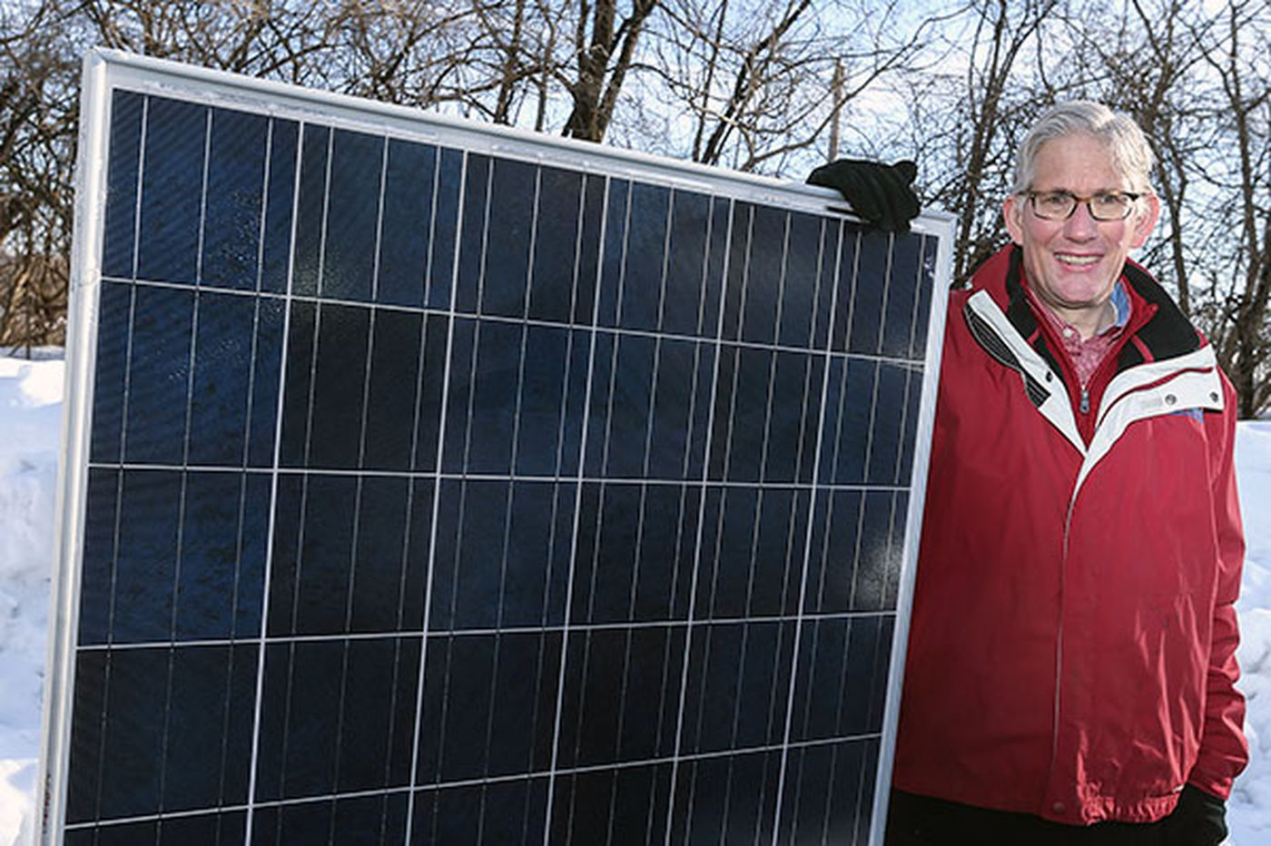 Montco firm charged up about outdoor solar charging stations