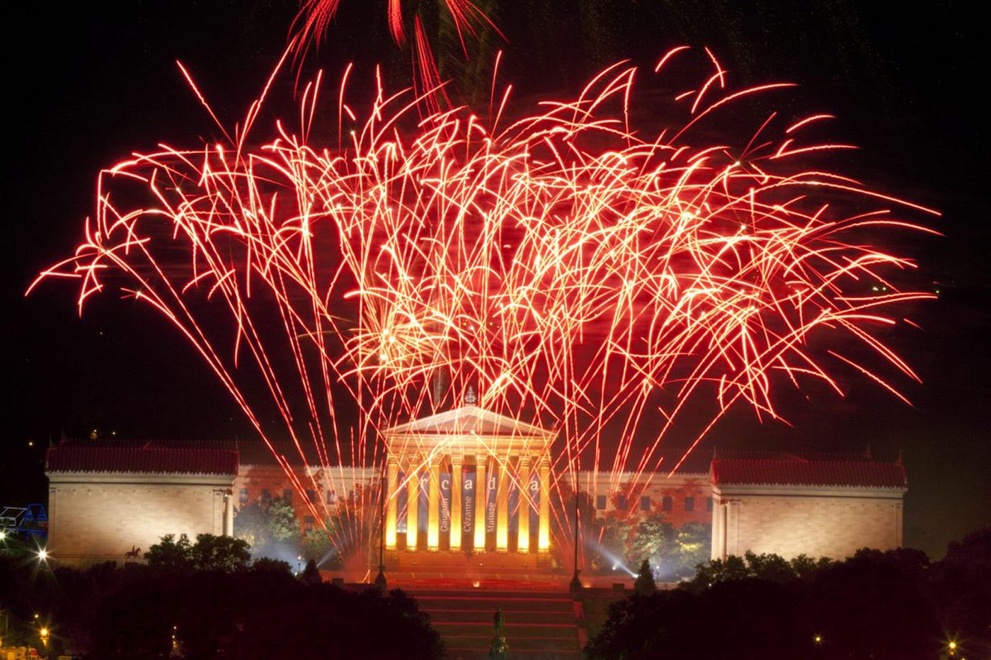 July 4th in Philly: Road closures and public transit