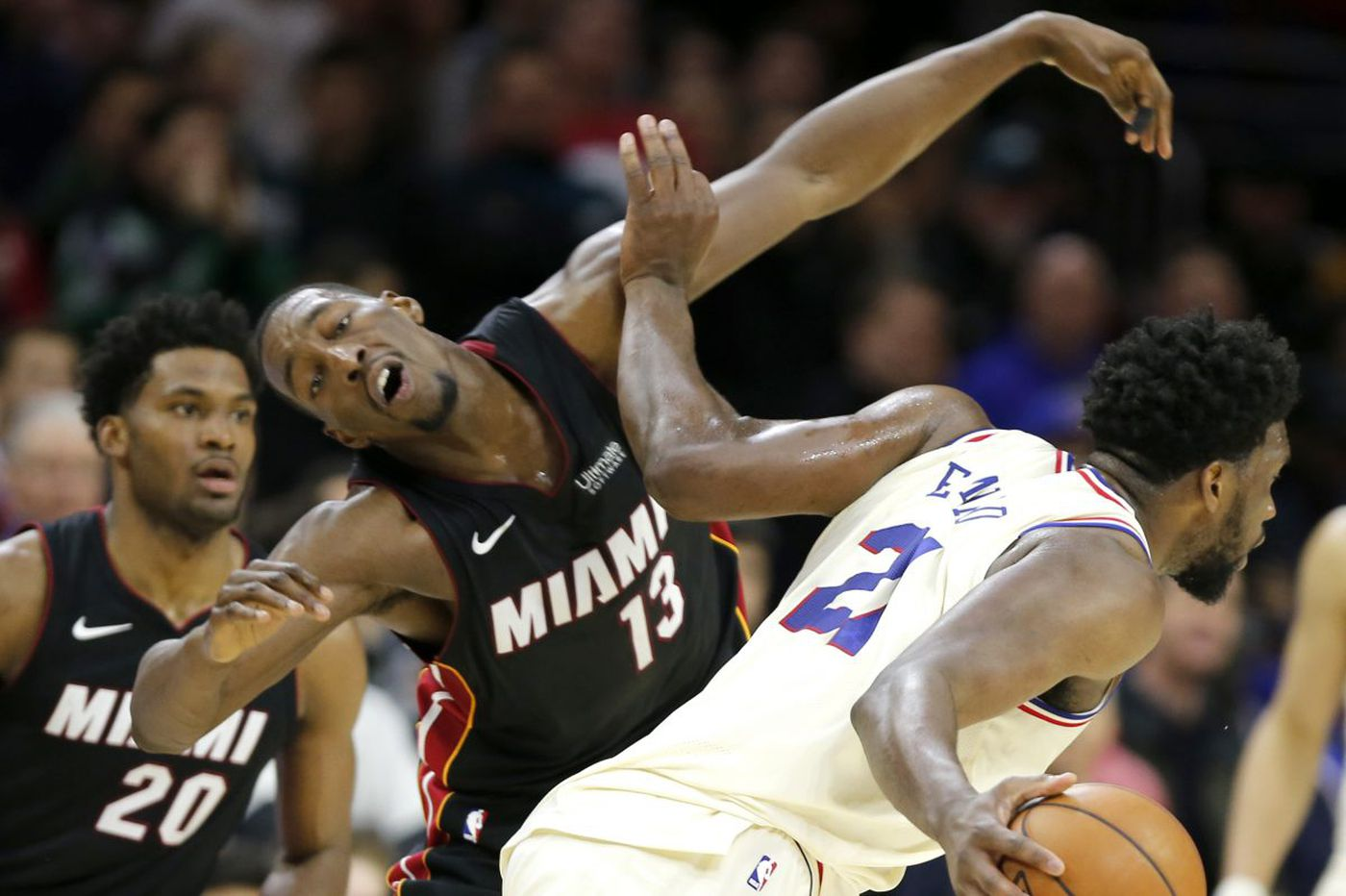 Sixers-Heat observations, 'best' and 'worst' awards: Joel Embiid, Goran Dragic and another Philly fourth-quarter meltdown