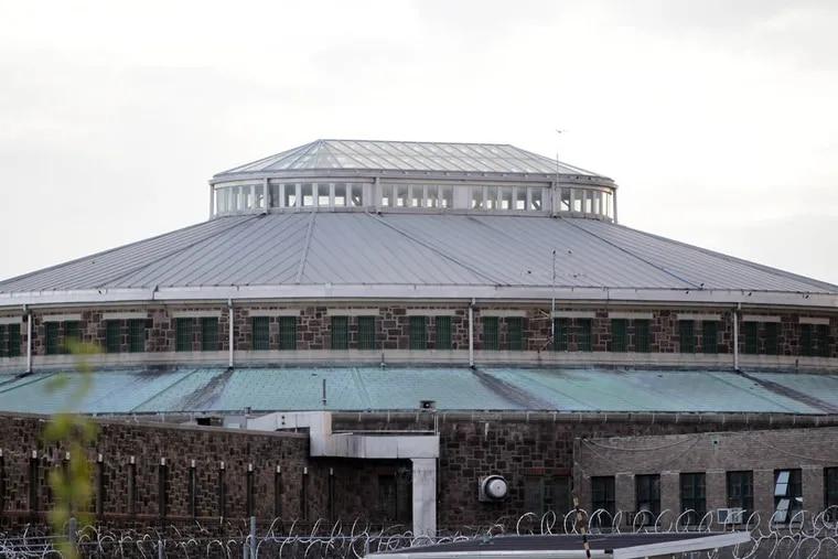 Curran-Fromhold Correctional Facility in Philadelphia on November 11, 2014.