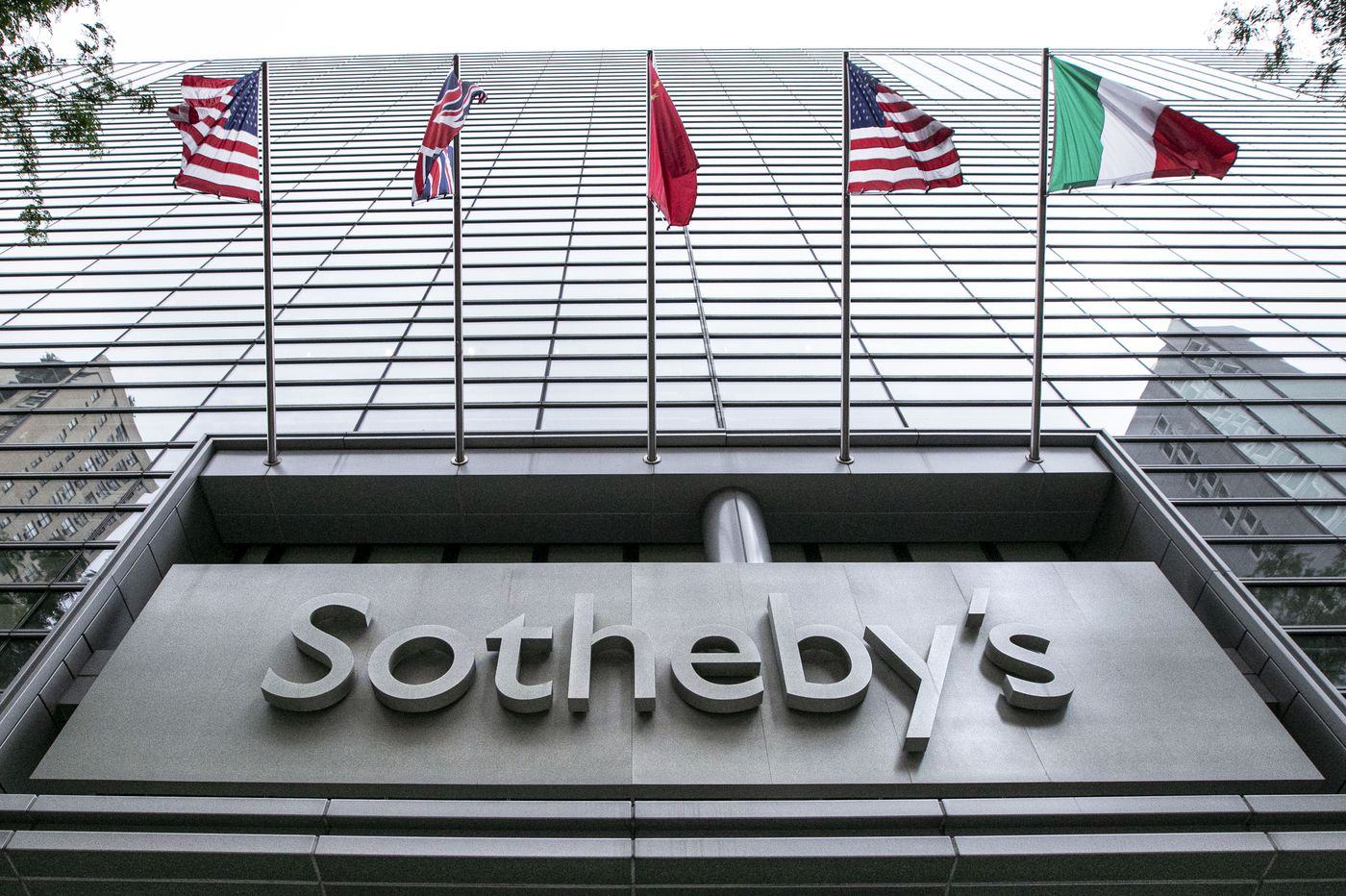 French-Israeli billionaire pays $3.7B for auction house Sotheby's