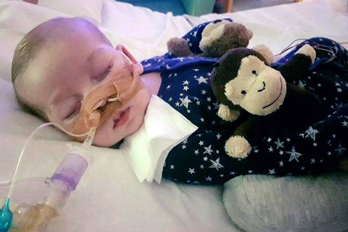Parents should decide fate of terminally ill son, not courts