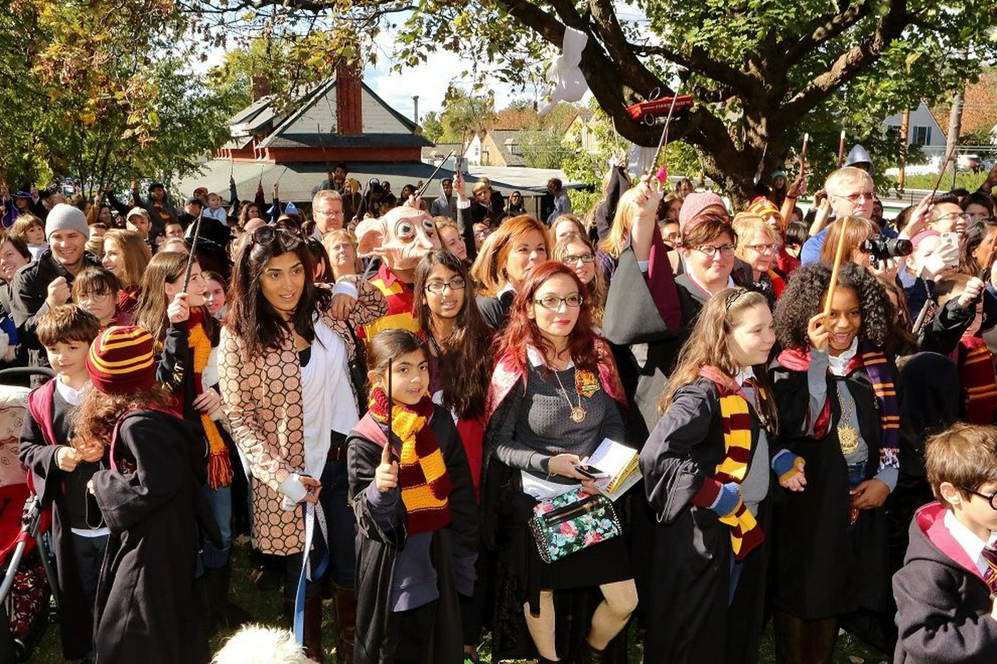End of Chestnut Hill Harry Potter Fest a sad sign of the times | Opinion