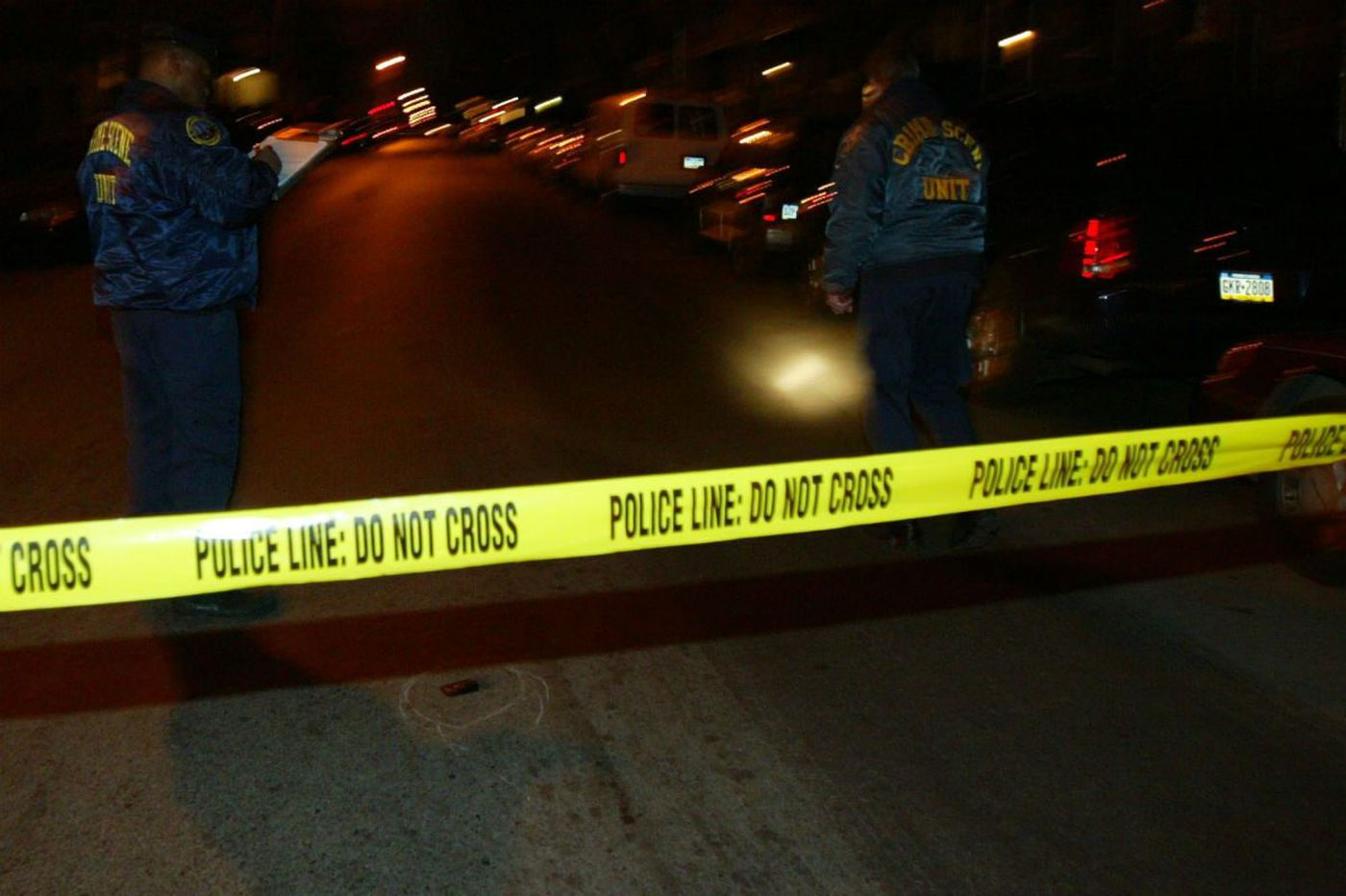 4 wounded in drive-by shooting in Fairhill