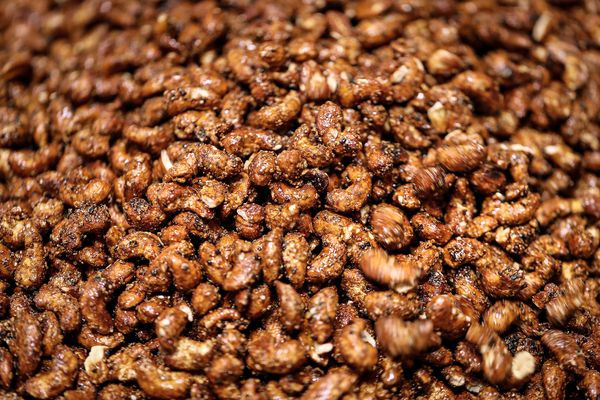 Why Di Bruno Bros. started roasting its own black lava cashews