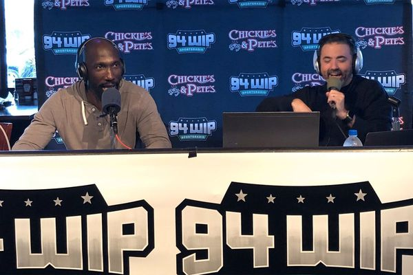 Jon Marks and Ike Reese edge out Mike Missanelli as both WIP and The Fanatic enjoy ratings bumps