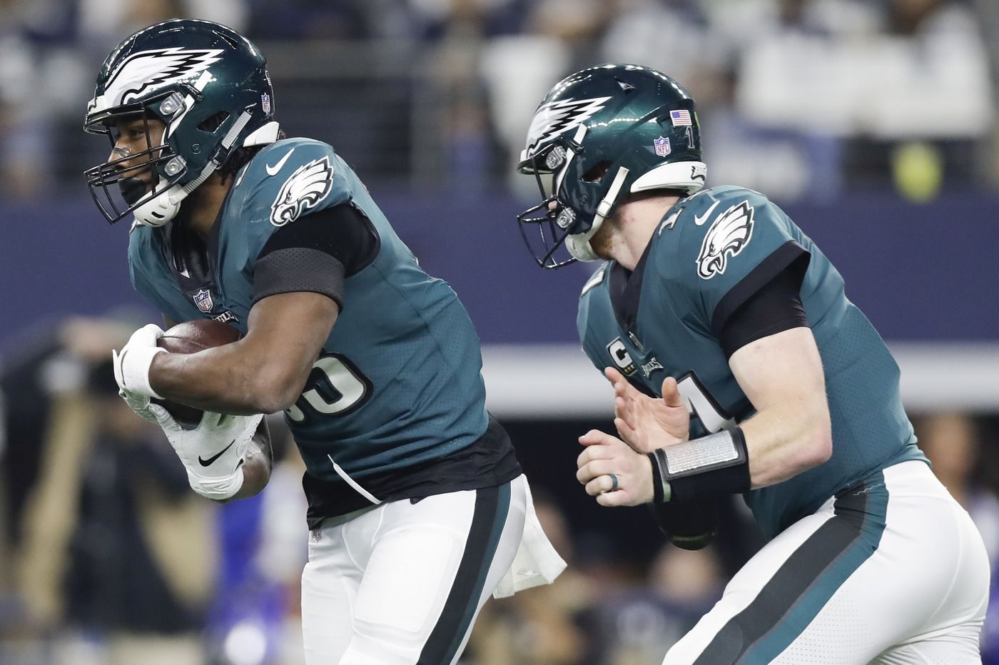 With Nick Foles expected to start against Rams, Eagles need to be committed to the run