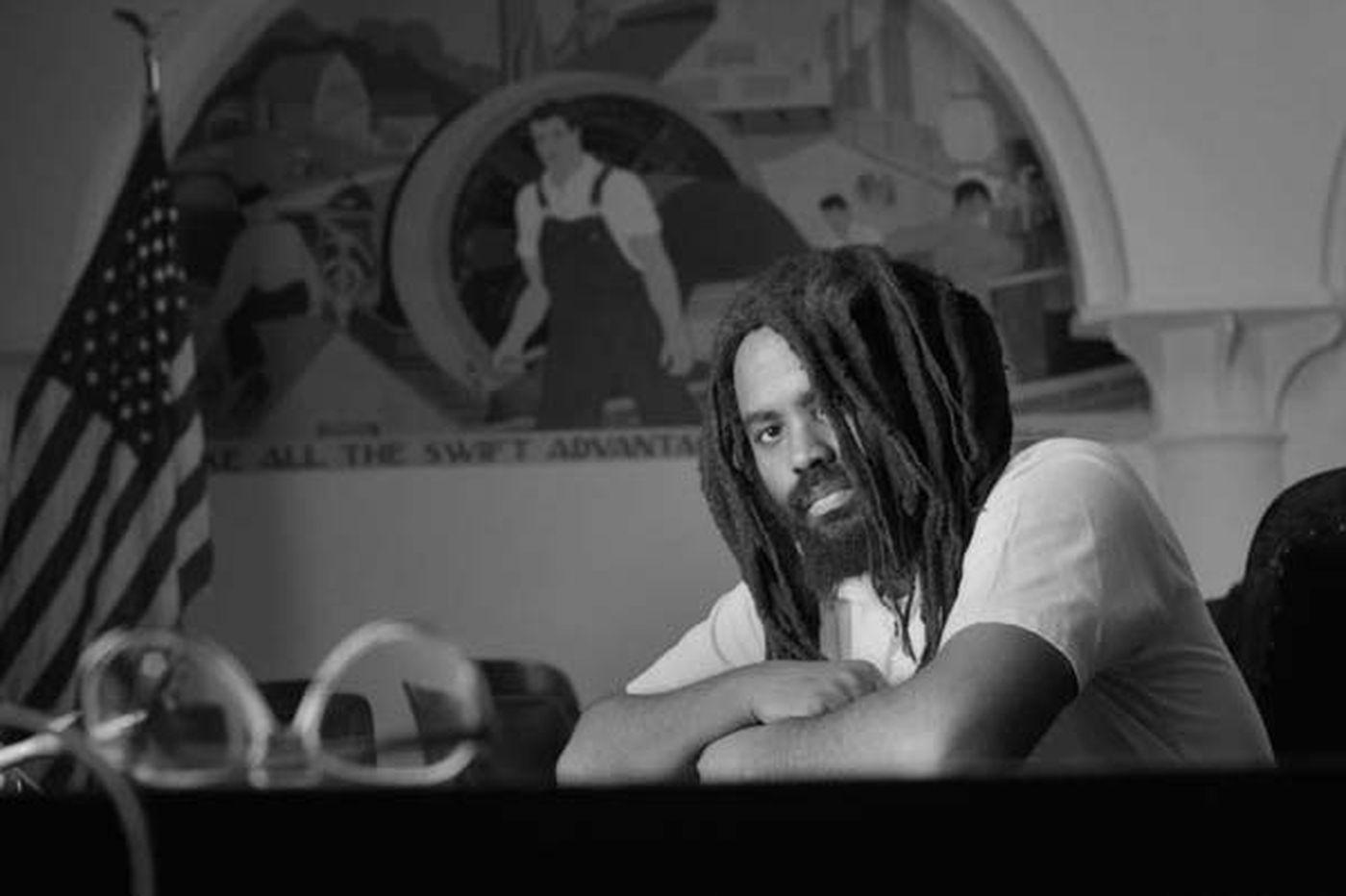 Abu-Jamal portrayed as intellectual and victim