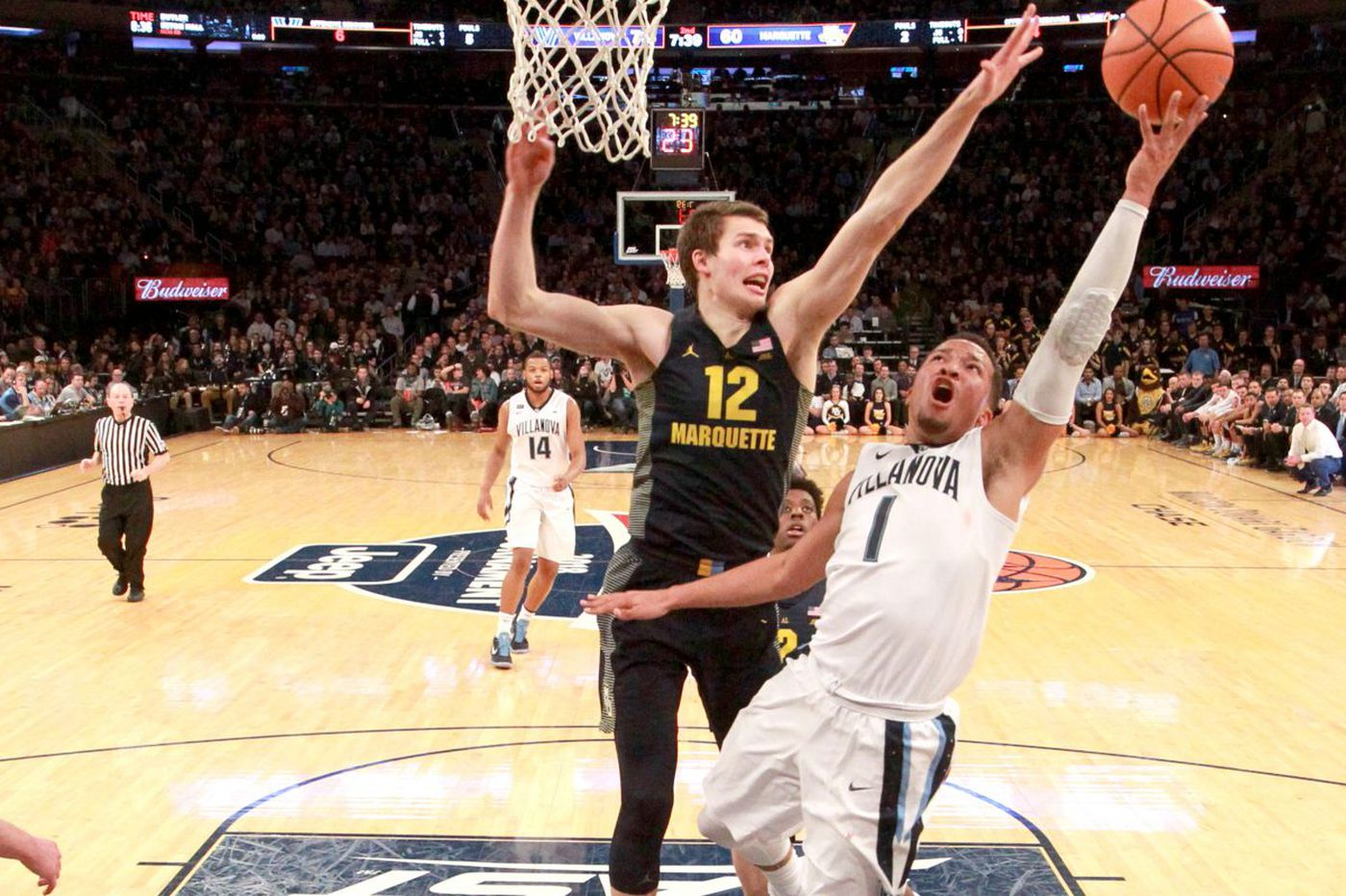 Villanova finds a balance in Big East win | Bob Ford