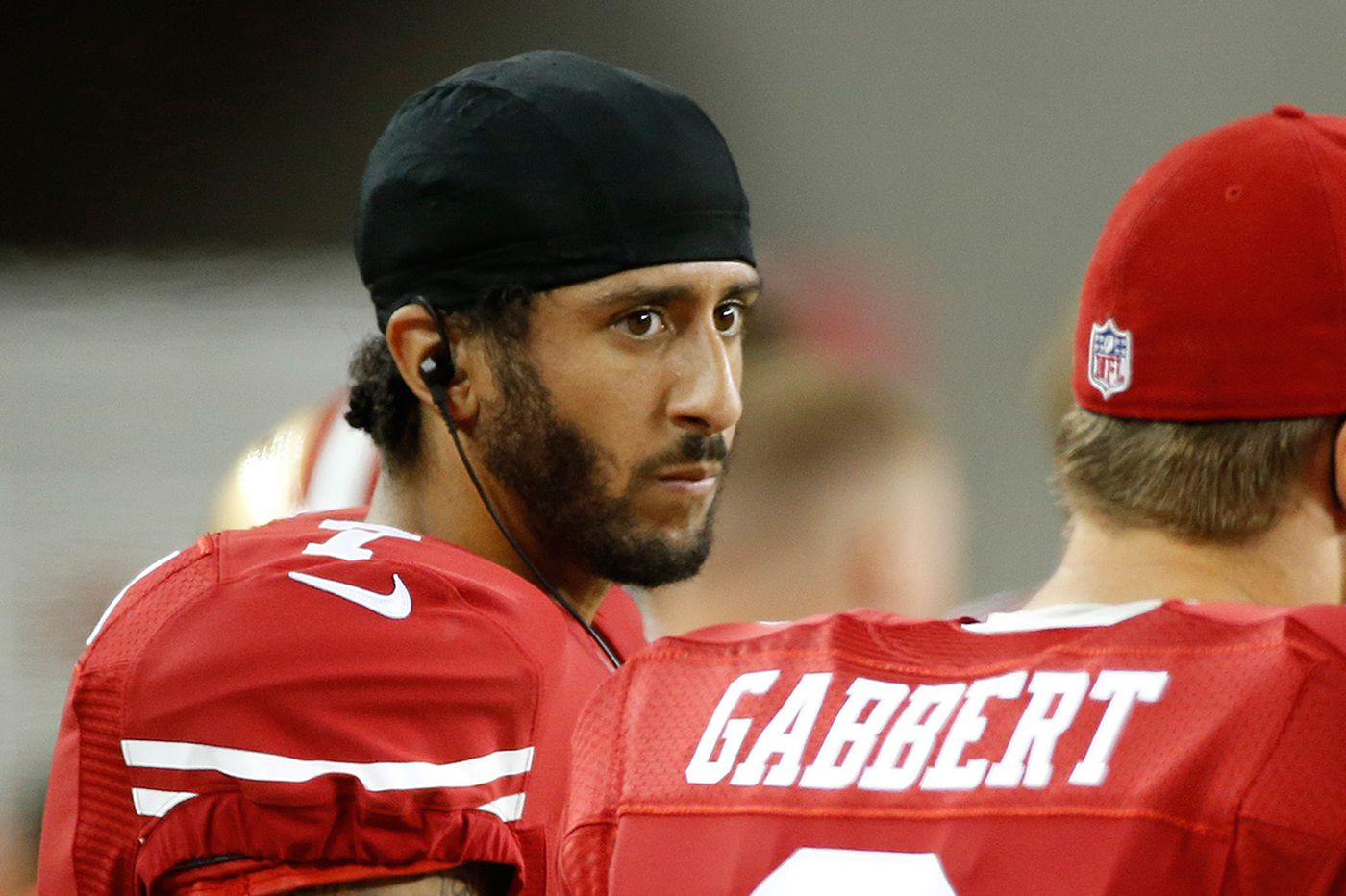 Armstrong: Not standing for national anthem? I support Kaepernick 100%