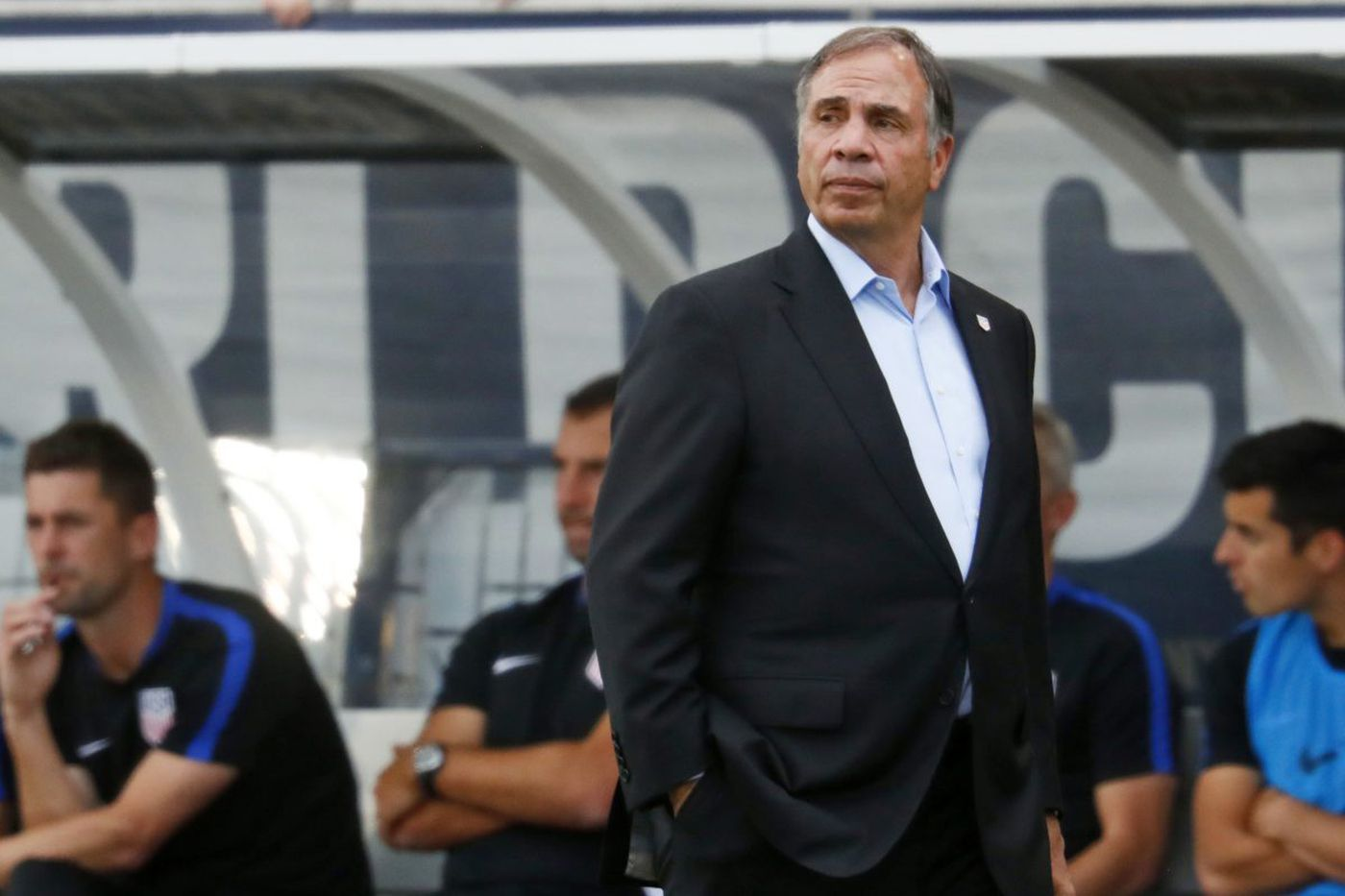 Bruce Arena hints at exit clause at U.S. Soccer contract, doesn't blame Sunil Gulati for failure