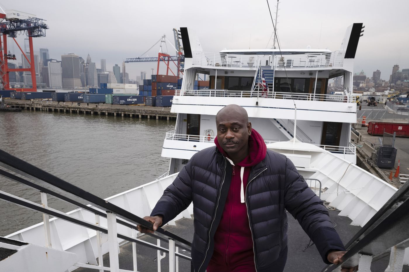 Booze cruise battle: Booted from NYC dock, owner sees racism